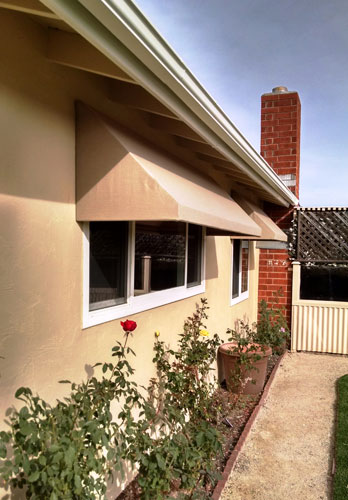 Sunmaster Awnings Gallery Fixed Stationary Awnings San