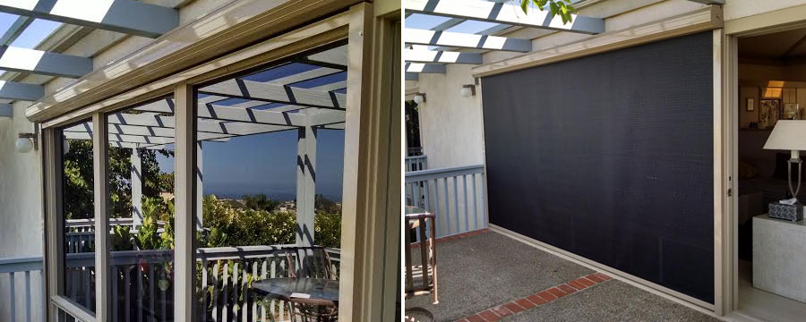SunMaster Products Recent Projects - Awnings, Canopies, Solar ...