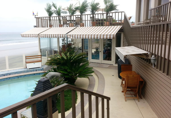 Sunmaster Awnings Gallery Retractable Awnings San Diego
