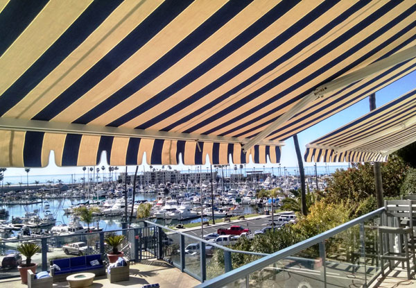Retractable Balcony Awning In Oceanside