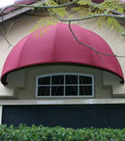 Window Fixed Awnings