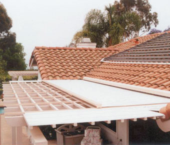 Exceptionnel San Diego Aluminum Patio Covers